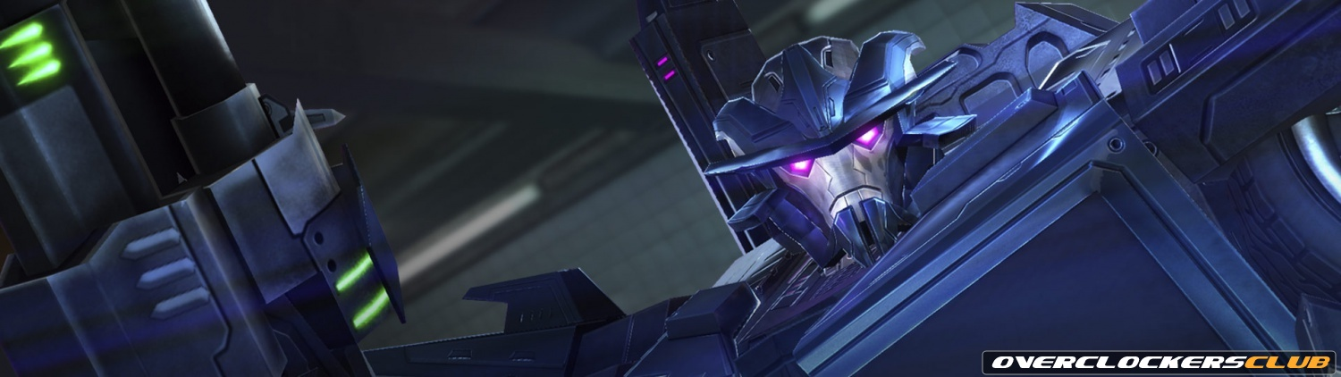 Jagex Unveils Autobot Front-Line and Decepticon Conduit for Transformers Universe