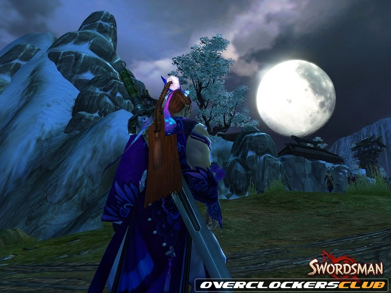 Perfect World Announces F2P Martial Arts MMORPG, Swordsman