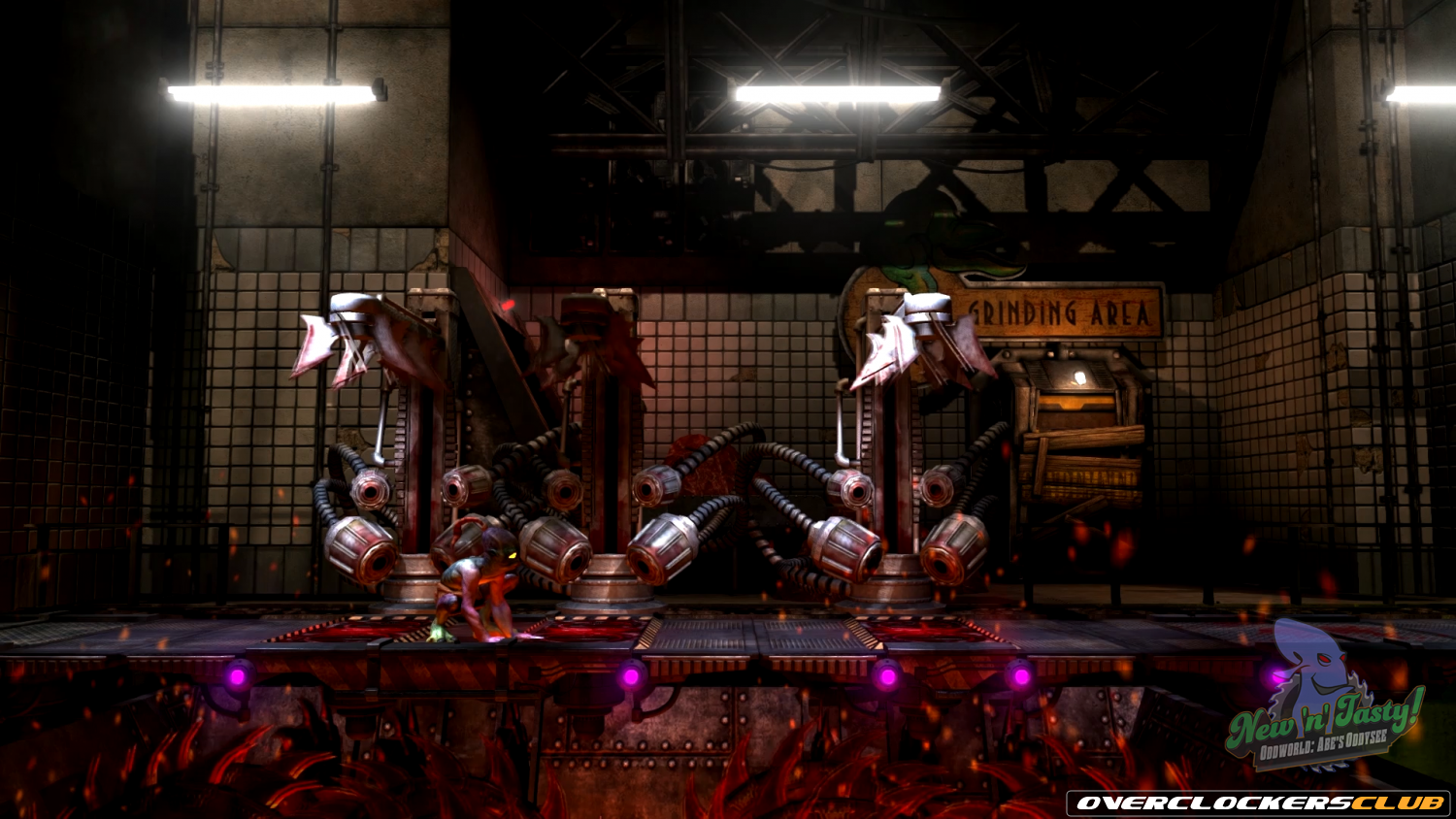 Oddworld: New 'n' Tasty Gets a Stunning Gameplay Trailer for GDC 2014
