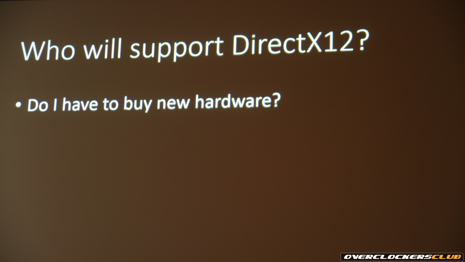 DirectX 12 Unveiled at GDC 2014
