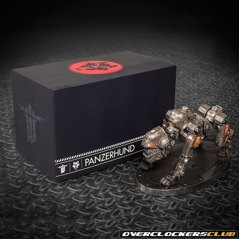 Bethesda Unveils the  Wolfenstein: The New Order Panzerhund Edition