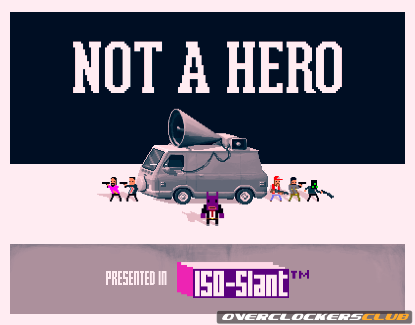 Roll7's Cover-based Shooter Not A Hero Introduces Gamers to 2.25D and an Anthropomorphic BunnyLord