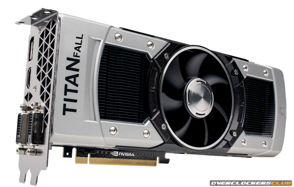 NVIDIA Unveils the GTX TITAN FALL