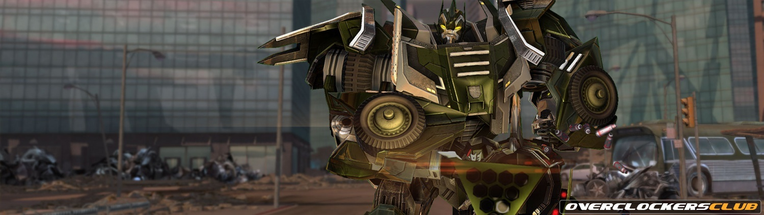 Jagex Unveils Autobot Catapult and Decepticon Shellshock for Transformers Universe