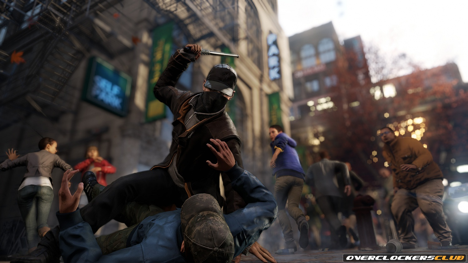 Watch Dogs' PC Requirements Officially Unveiled