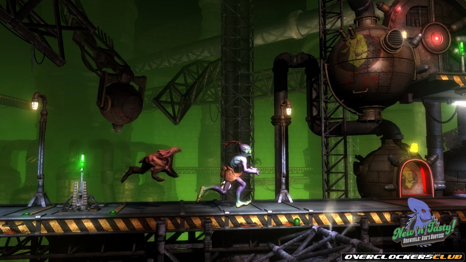 New Screenshots and Pricing Information Released for Oddworld: New 'n' Tasty; Release Date Announcement Coming Soon