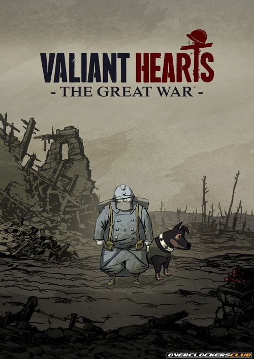 Humanity Can Shine in Valiant Hearts: The Great War, Coming June 25