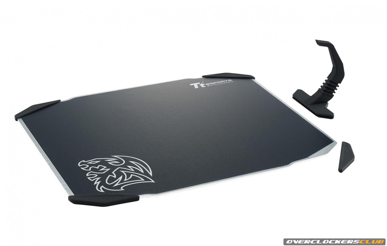 Tt eSPORTS Launches the DRACONEM Aluminum Mouse Pad