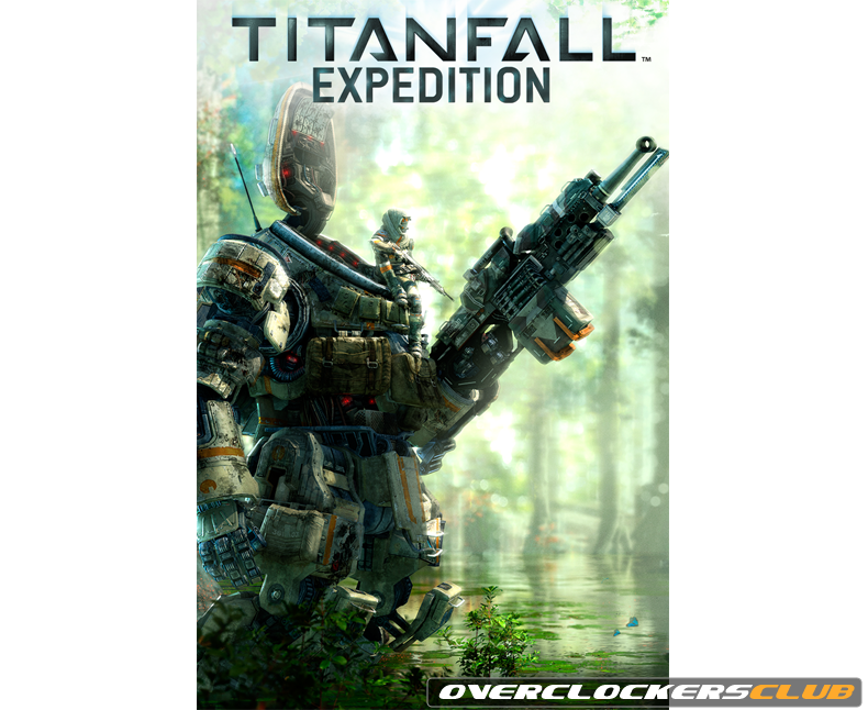 Titanfall's Expedition DLC Arriving This Month; Gameplay Trailer Released