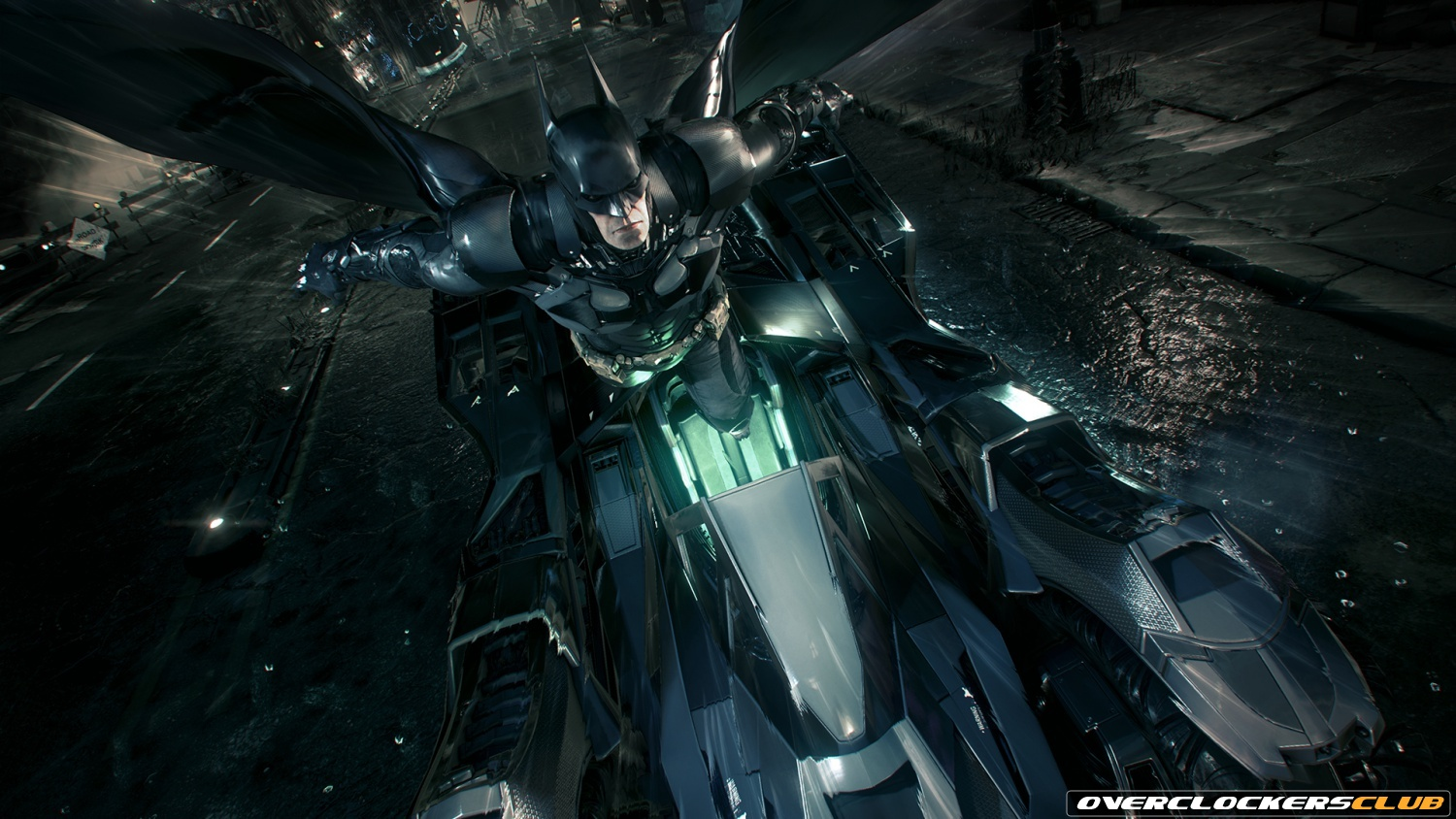 Batman: Arkham Knight Gets its First Official Gameplay Trailer