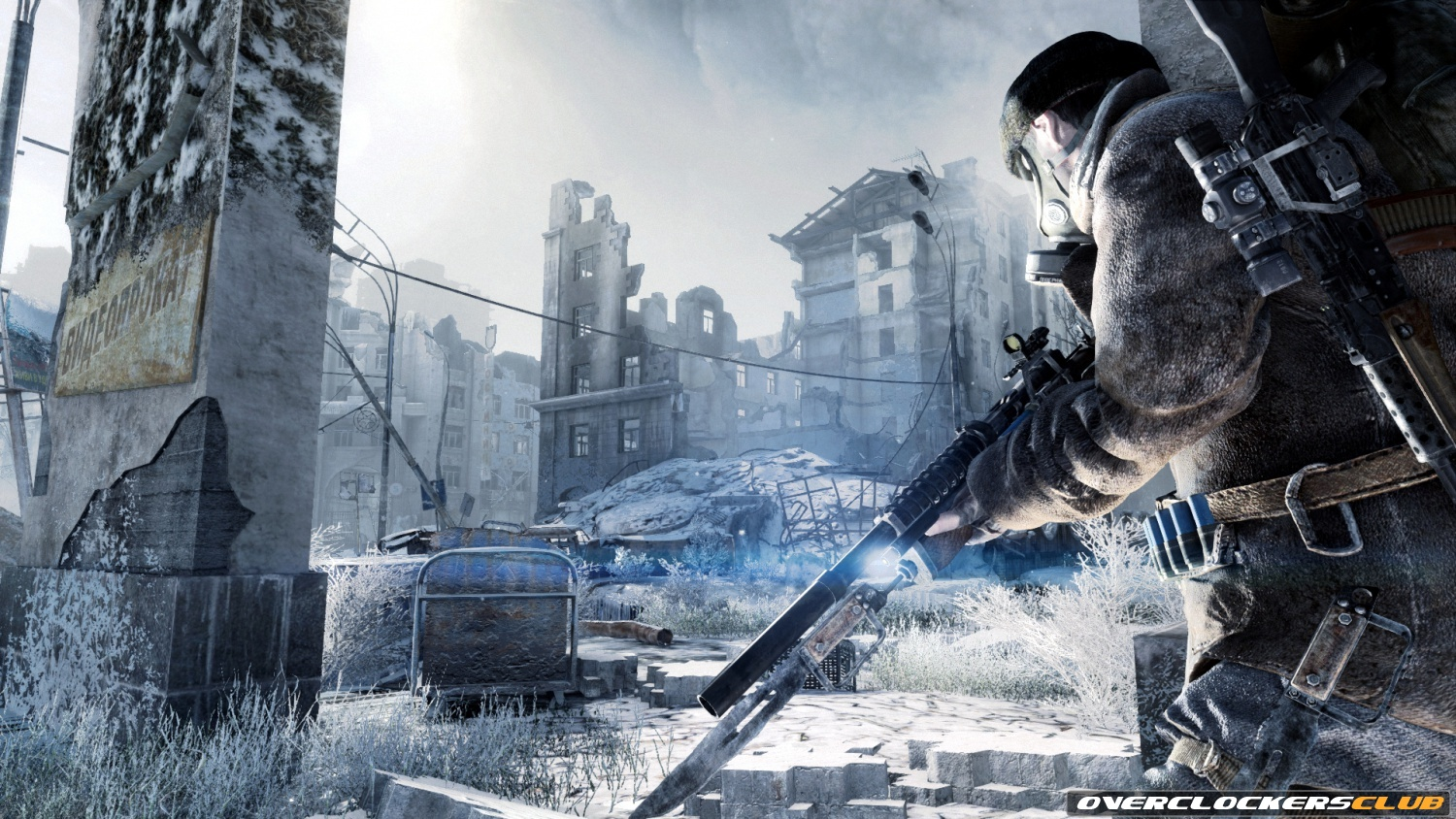 METRO REDUX Coming to PC, PlayStation 4, and Xbox One This Summer
