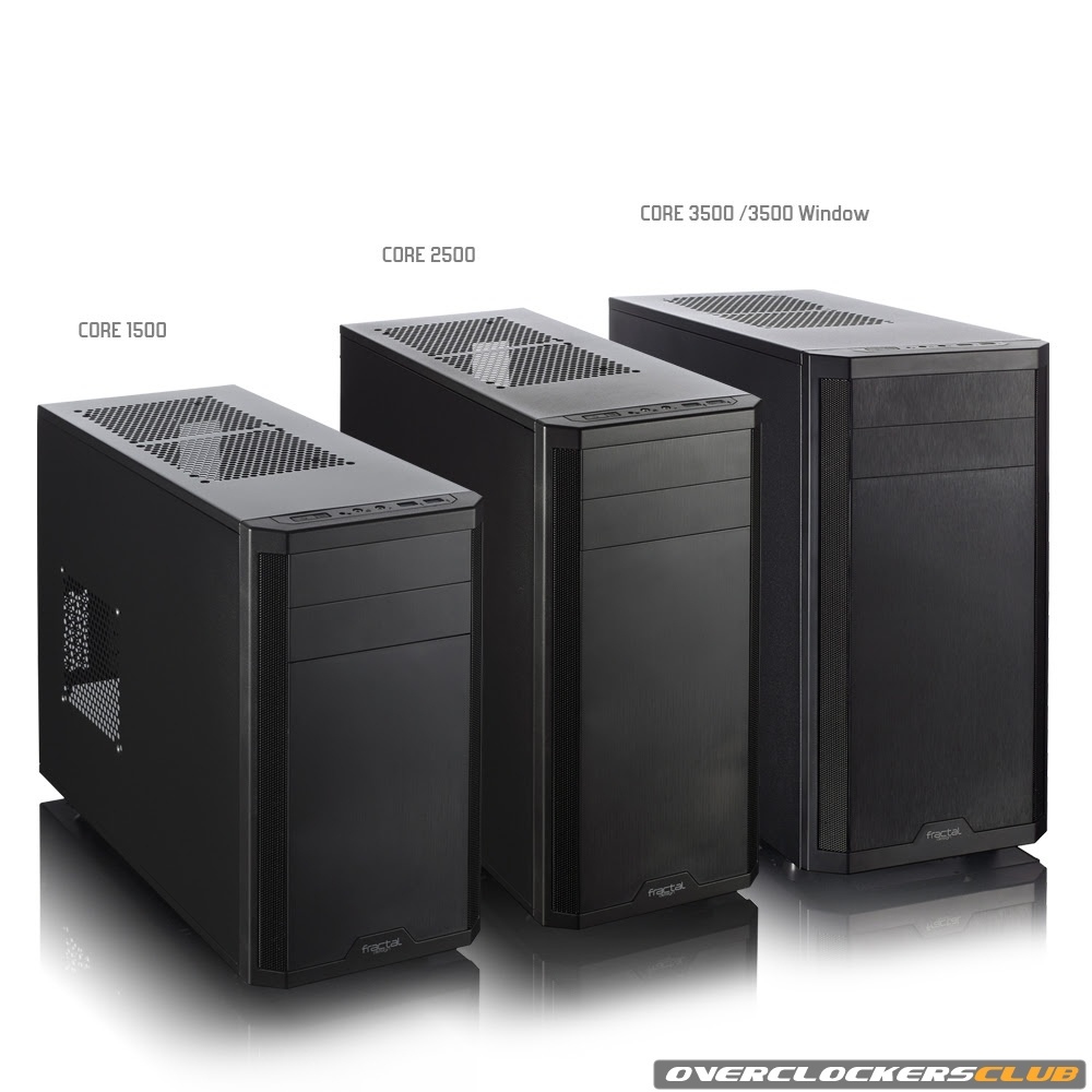 Fractal Design Announces New Cases