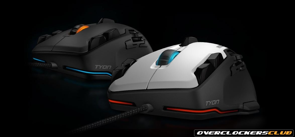 ROCCAT Announces Tyon Gaming Mouse