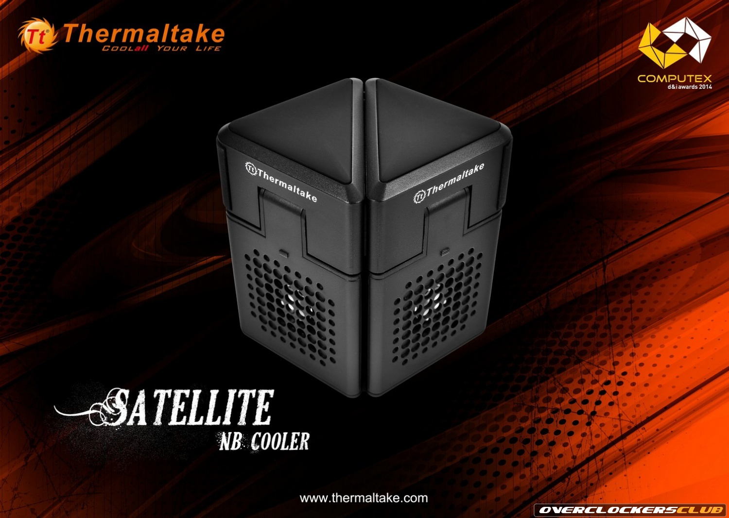 Thermaltake Celebrating its 15th Anniversary in Style at Computex