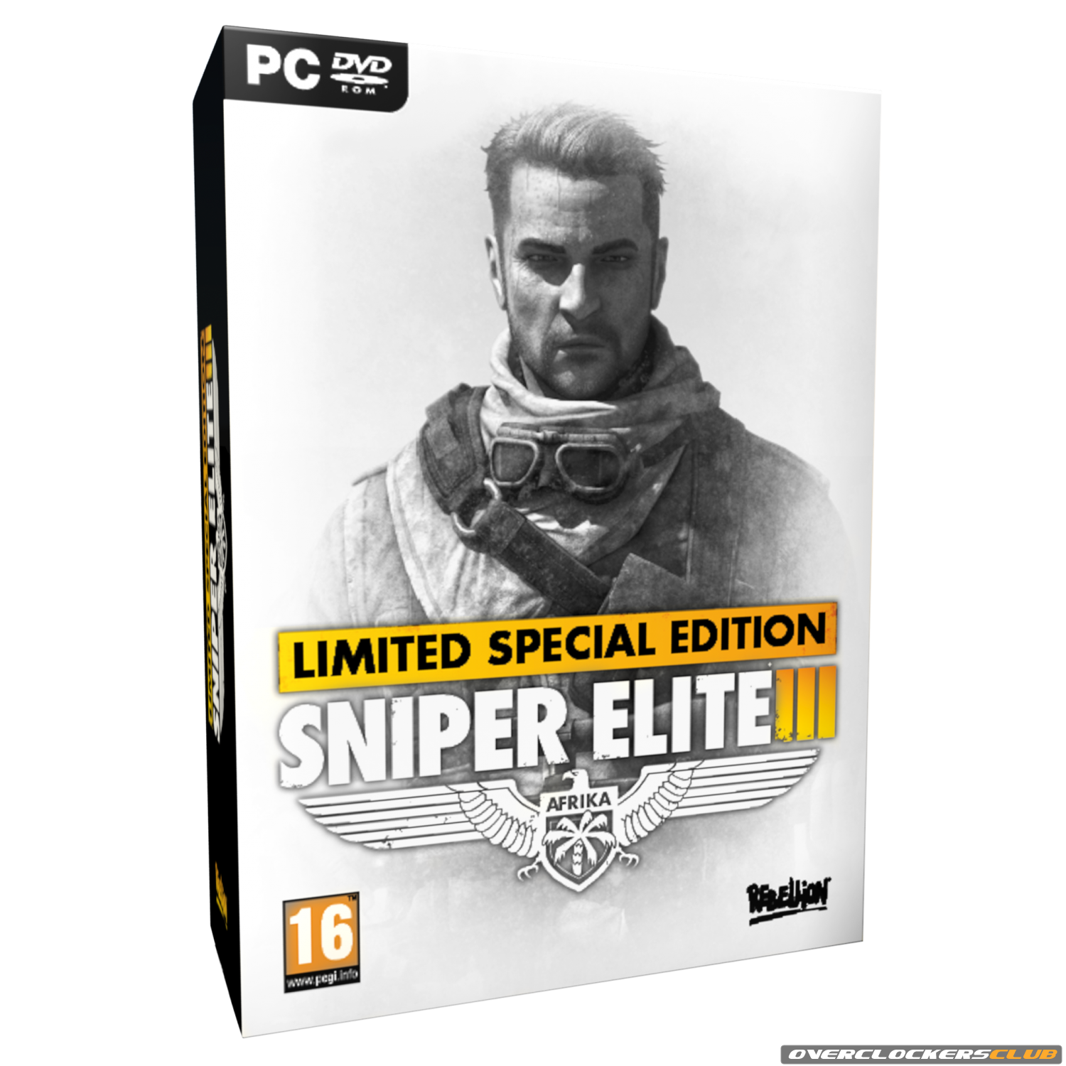 Sniper Elite 3 Gets a Limited Special Edition Exclusively for PC; Only 1000 Made