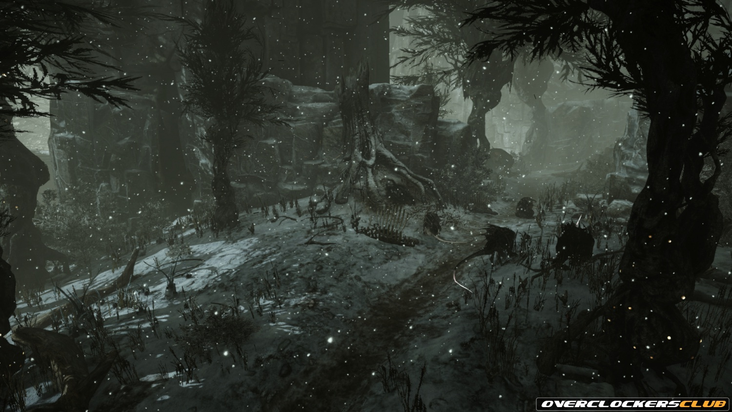New Trailer and Screenshots for Evolve Unveil a New Arctic Map, Distillery